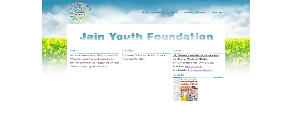 Jain Youth Foundation