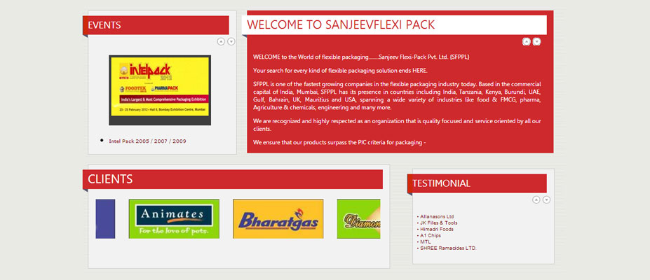 Sanjeev Flexi Pack Pvt. Ltd.